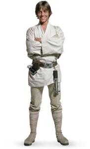 He's no Han Solo, though.