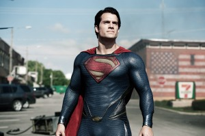 Why did so many of you watch a movie where Superman spends the whole time looking like he's suffering a major gastrointestinal disorder?