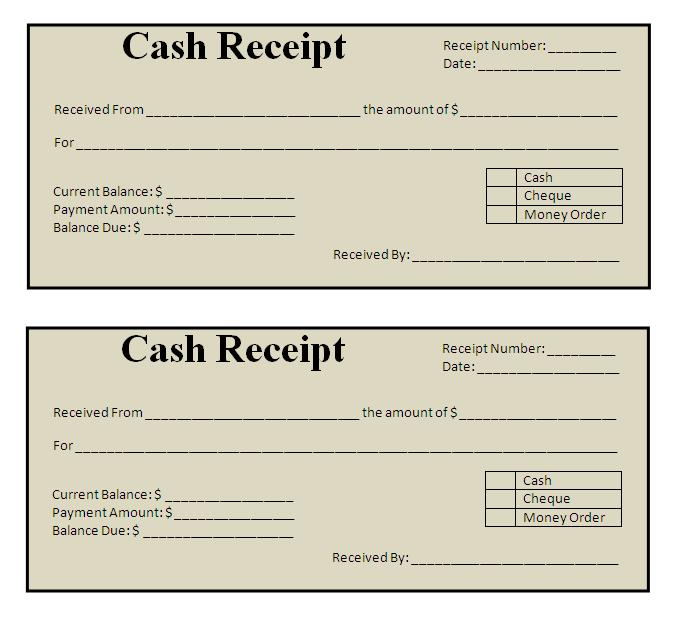 Free-Receipt-Template | Hollywood Hates Me