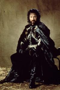Sorry, scratch that. Second coolest character. Rest in peace, Alan Rickman, you magnificent bastard.