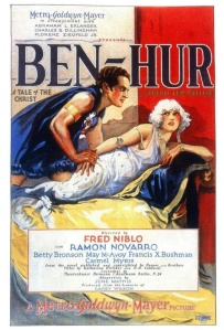 ... but clearly I'm referencing the silent classic starring Ramon Novarro!