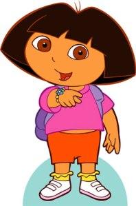 Dora The Explorer Vs Stewie Griffin Hollywood Hates Me