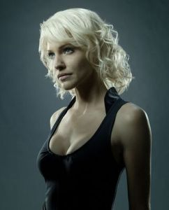 I'm still sorry about that, Caprica Six.