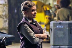 I salute you, General Leia.