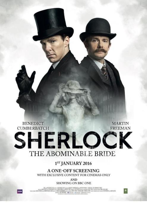 Insert pithy remark about Benedict Cumberbatch's cheekbones here.