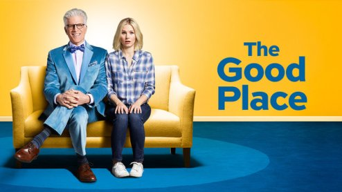 Yup. Funny show. I hope it's not cancelled.